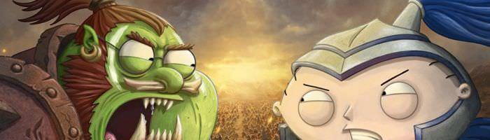 Family Guy Warcraft Folge