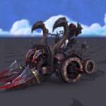 Warcraft III: Reforged - Vorschau auf das WoW Reittier Fleischwagen