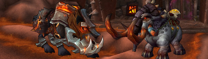 Patch 8.1.5 Reittiere