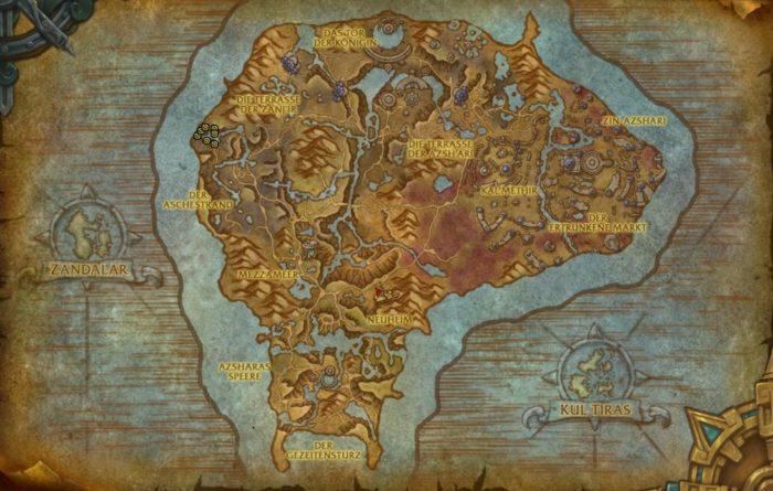 Fabius Karte
