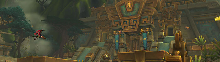 Patch 8.2 Dungeons
