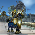 Paladin Epic Mount Guide