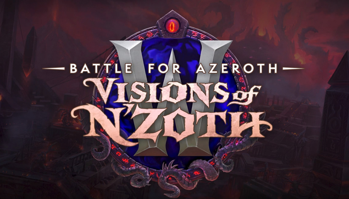 Patch 8.3 Visions of N'Zoth
