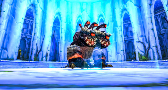 WoW Classic Hexenmeister Epic Mount