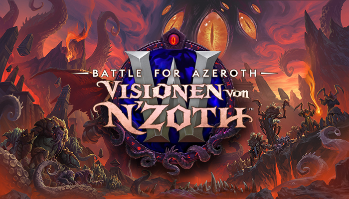 Patch 8.3 Visionen von N'Zoth