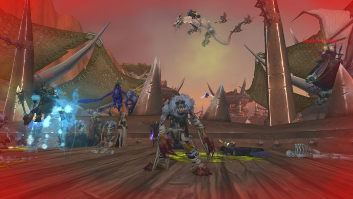 WoW Shadowlands Pre-Event