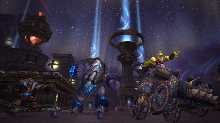 WoW Shadowlands Leveln