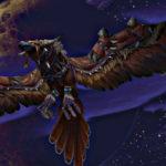 Druide Epische Flugform